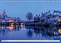 Basel und Laufenburg - Romantische Altstädte am Rhein (Tischkalender 2019 DIN A5 quer) - Produktdetailbild 11