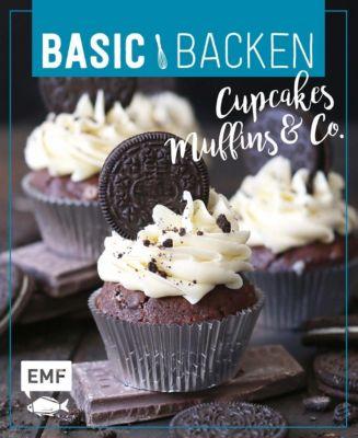 Basic Backen - Cupcakes, Muffins und Co. -  pdf epub