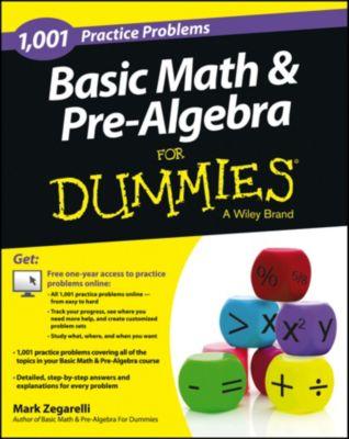 Basic Math and Pre-Algebra, Mark Zegarelli