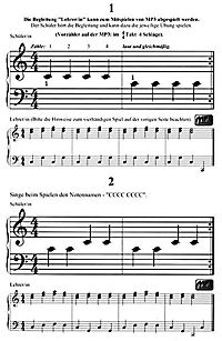 Basisbuch Klavier - Produktdetailbild 3