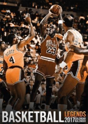 Basketball Legends 2017, Michael Jordan, Magic Johnson, Larry Bird