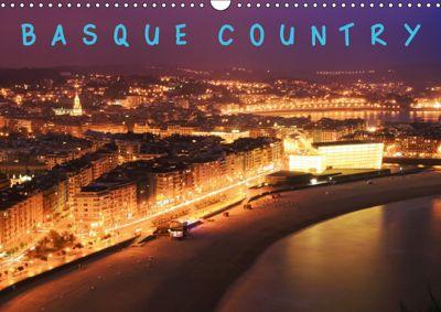 Basque Country (Wall Calendar 2019 DIN A3 Landscape), MARIUSZ CZAJKOWSKI