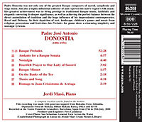 Basque Preludes/Nostalgia/+ - Produktdetailbild 1