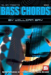 Bass Chords QWIKGUIDE, William Bay