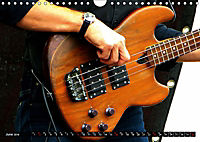 BASS GUITARS put into the spotlight (Wall Calendar 2019 DIN A4 Landscape) - Produktdetailbild 6