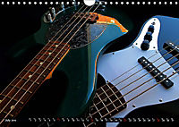 BASS GUITARS put into the spotlight (Wall Calendar 2019 DIN A4 Landscape) - Produktdetailbild 7