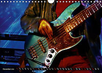 BASS GUITARS put into the spotlight (Wall Calendar 2019 DIN A4 Landscape) - Produktdetailbild 12