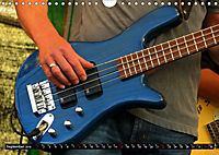 BASS GUITARS put into the spotlight (Wall Calendar 2019 DIN A4 Landscape) - Produktdetailbild 9