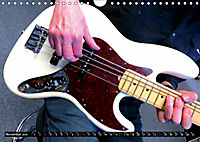 BASS GUITARS put into the spotlight (Wall Calendar 2019 DIN A4 Landscape) - Produktdetailbild 11