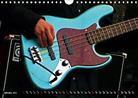BASS GUITARS put into the spotlight (Wall Calendar 2019 DIN A4 Landscape) - Produktdetailbild 1