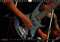 BASS GUITARS put into the spotlight (Wall Calendar 2019 DIN A4 Landscape) - Produktdetailbild 2