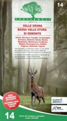 Bassa Valle Stura di Demonte - Val Grana