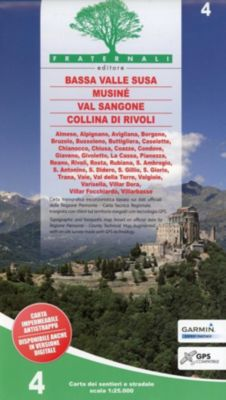 Bassa Valle Susa - Musinè - Val Sangone - Collina di Rivoli