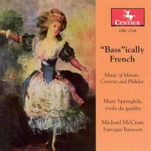 Bassically French, Mary Springfels