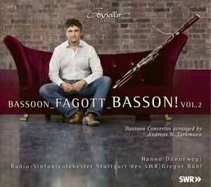 Bassoon-Fagott-Basson! Vol.2-Konzertbearbeitung, Jolivet, Saint-saens, Fauré, Bitsch