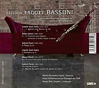 Bassoon-Fagott-Basson! Vol.2-Konzertbearbeitung - Produktdetailbild 1