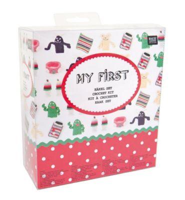Bastel Set My First St Kit Häkeln Bestellen Weltbildde