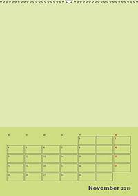 Bastel Terminkalender (Wandkalender 2019 DIN A2 hoch) - Produktdetailbild 11