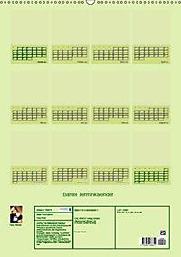 Bastel Terminkalender (Wandkalender 2019 DIN A2 hoch) - Produktdetailbild 13