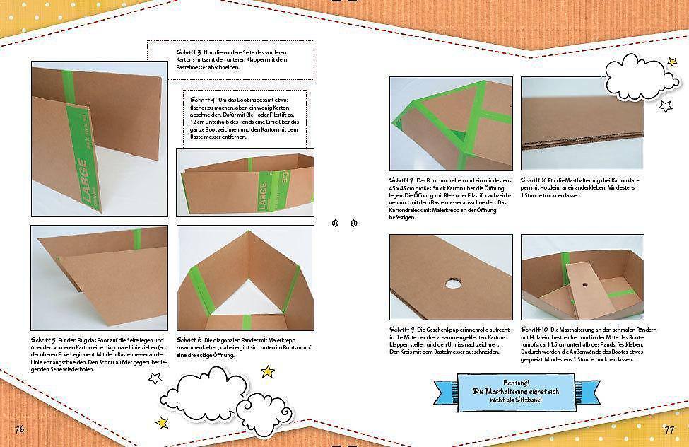 Basteln Mit Großen Kartons Buch Bei Weltbildde Online Bestellen
