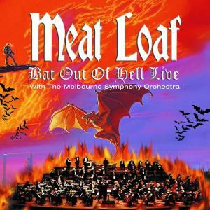 Bat Out Of Hell Live, Meat Loaf