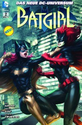 Batgirl, Gail Simone, Ardian Syaf, Vicente Cifuentes