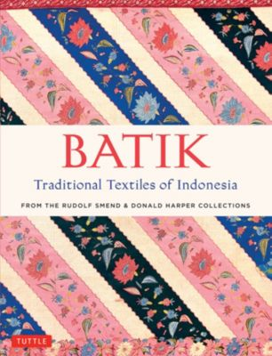 Batik, Traditional Textiles of Indonesia, Rudolf Smend, Donald Harper