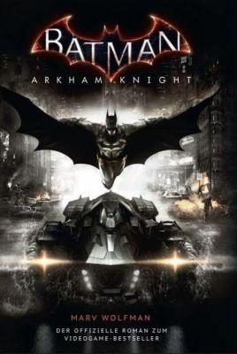 Batman Arkham Knight, Marv Wolfman