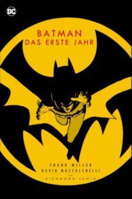 Batman Deluxe: Das erste Jahr, Frank Miller, David Mazzucchelli, Richmond Lewis