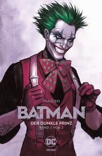 Batman: Der Dunkle Prinz, Enrico Marini