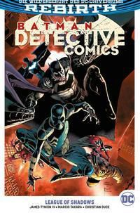 Batman - Detective Comics, Serie 2, James Tynion, Christian Duce, Fernando Blanco