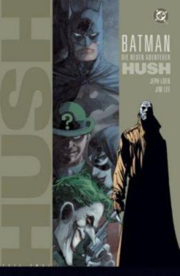 Batman, Hush, Jeph Loeb, Jim Lee, Scott Williams
