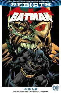 Batman, Serie 2 - Ich bin Bane, Tom King, David Finch, Mitch Gerads