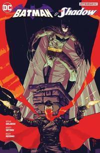Batman & Shadow: Der dunkle Meister, Scott Snyder, Steve Orlando, Riley Rossmo