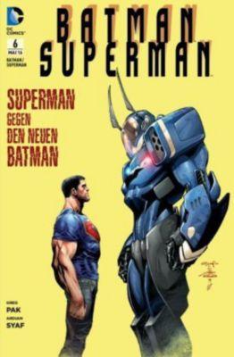 Batman / Superman - Superman gegen den neuen Batman, Greg Pak, Ardian Syaf