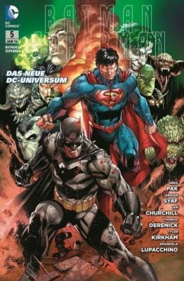 Batman / Superman - Supermans Joker, Greg Pak, Ardian Syaf