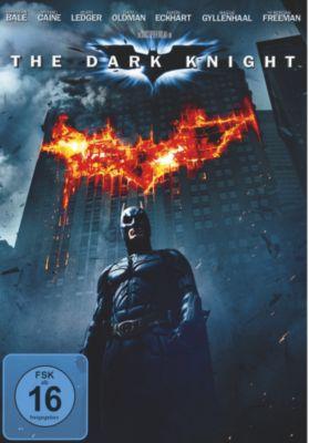 Batman - The Dark Knight, Jonathan Nolan, Christopher Nolan, David S. Goyer, Bob Kane