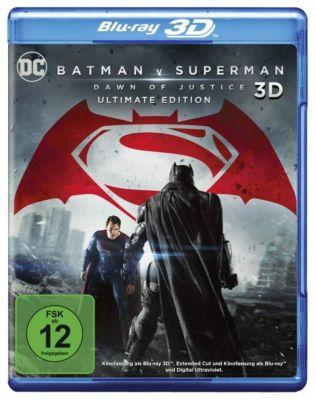 Batman v Superman: Dawn of Justice - 3D-Version