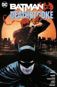Batman vs. Deathstroke - Christopher Priest |