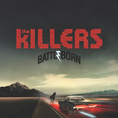 Battle Born (Vinyl), The Killers