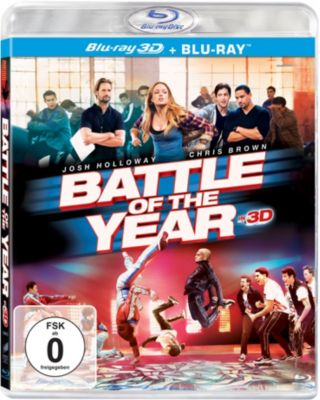 Battle of the Year - 3D-Version