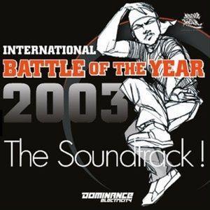 Battle Of The Year Compilation, Diverse Interpreten