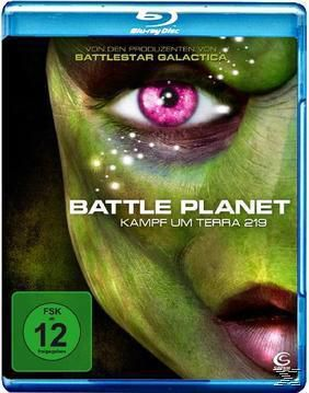 Battle Planet - Kampf um Terra 219, Greg Aronowitz