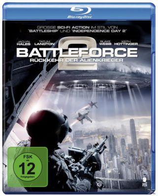 Battleforce 2 - Rückkehr der Alienkrieger