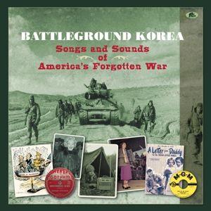 Battleground Korea - Songs And Soun, Diverse Interpreten
