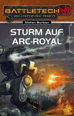 BattleTech 23: Sturm auf Arc-Royal, Stefan Burban