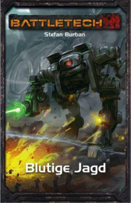 BattleTech 33: Blutige Jagd, Stefan Burban