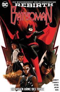 Batwoman (Serie 2) - Die vielen Arme des Todes, Marguerite Bennett, James Tynion IV, Steve Epting, Stephanie Hans, Renato Arlem