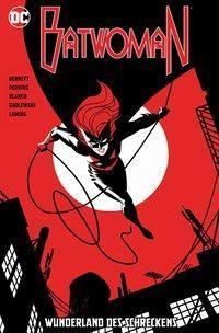 Batwoman, Serie 2 - Wunderland des Schreckens, Marguerite Bennet, K. Perkins