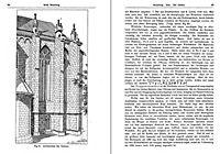 Bau- und Kunstdenkmäler der Stadt NAUMBURG 1903. Buch mit Karte - Produktdetailbild 1